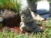 Lovely garden statue